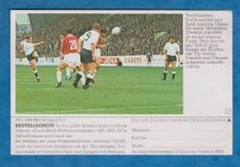 West Germany v Switzerland Brulls Seeler Tacchella 1966 World Cup @ Hillsborough 3